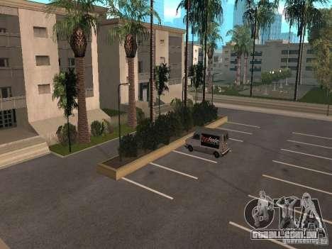 Parking Save Garages para GTA San Andreas terceira tela