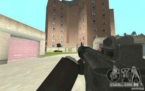 Nova animação de GTA IV para GTA San Andreas terceira tela