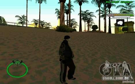 Bomje & Gop para GTA San Andreas terceira tela
