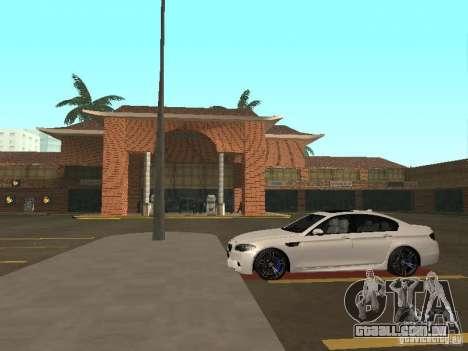 New Chinatown para GTA San Andreas nono tela