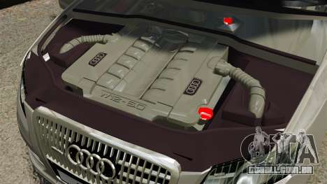 Audi Q5 Chinese Version para GTA 4 vista direita