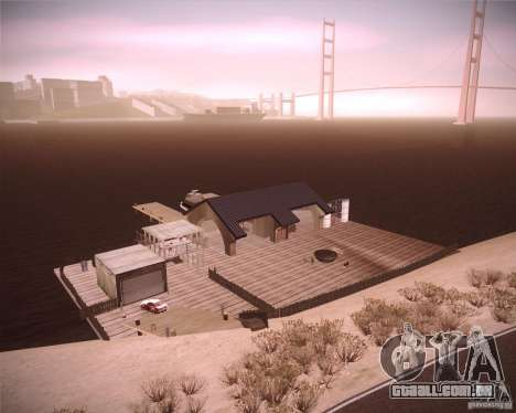 Beach House para GTA San Andreas