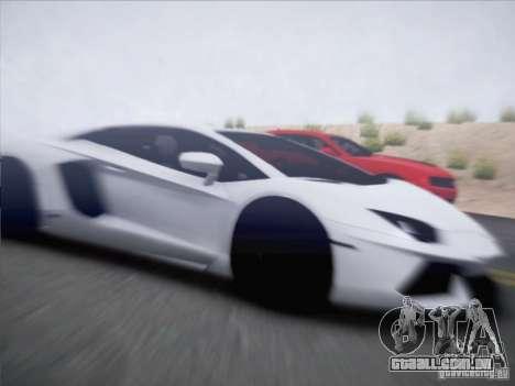 SA_NGGE ENBSeries v. 1.2 Final para GTA San Andreas segunda tela