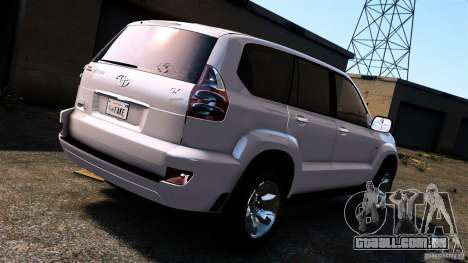Toyota Land Cruiser Prado para GTA 4