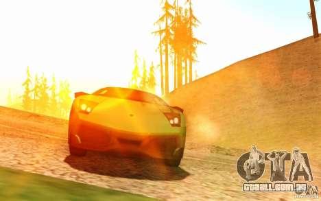 Direct R V1.1 para GTA San Andreas segunda tela