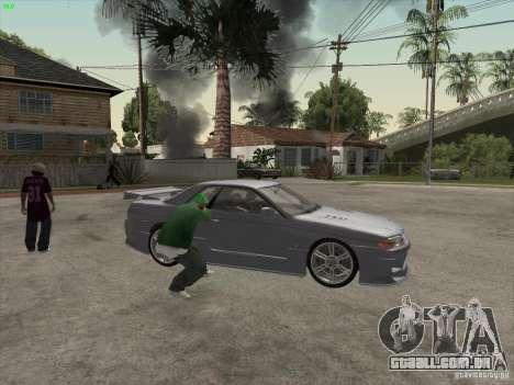 Close Doors for Cars para GTA San Andreas segunda tela