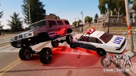 Monster Patriot para GTA 4 segundo screenshot