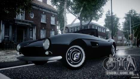BMW 507 1959 para GTA 4 vista direita
