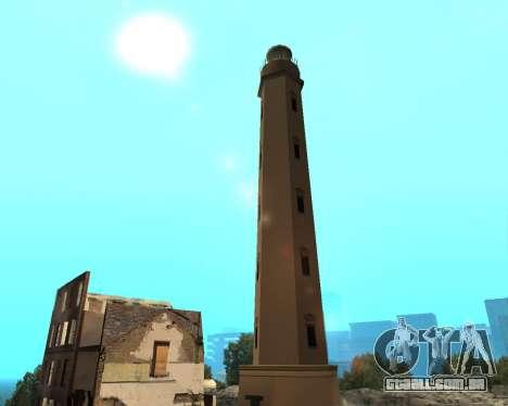 Real New San Francisco v1 para GTA San Andreas décima primeira imagem de tela