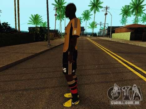 Mario Balotelli v3 para GTA San Andreas terceira tela