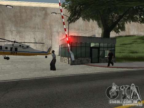 Ônibus Parque versão v 1.2 para GTA San Andreas segunda tela