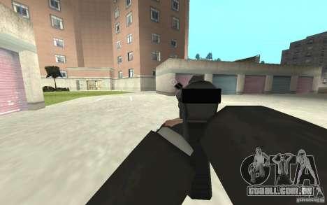 Nova animação de GTA IV para GTA San Andreas sétima tela