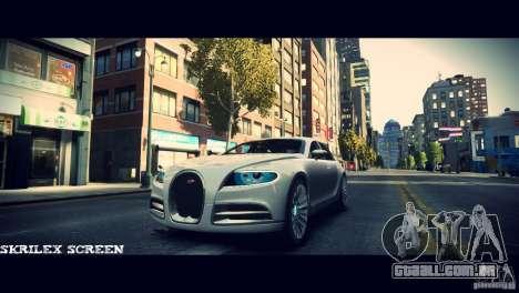 Bugatti Galibier 16C (Bug fix) para GTA 4 vista lateral