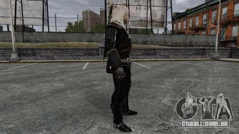 Geralt de Rivia v8 para GTA 4 segundo screenshot