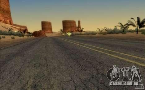 RoSA Project v1.0 para GTA San Andreas sexta tela