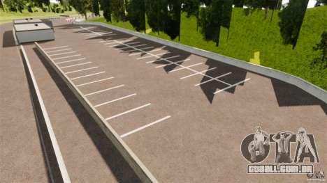 Meihan Circuit para GTA 4 sétima tela