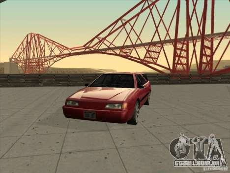 ENBSeries by Chris12345 para GTA San Andreas