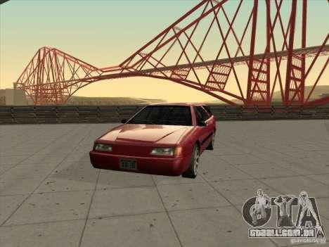 ENBSeries by Chris12345 para GTA San Andreas