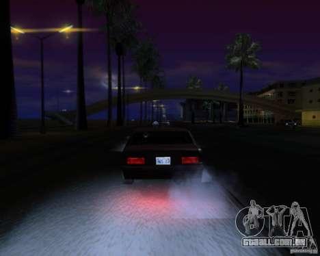 ENBseries para médio- e de alta potência PC para GTA San Andreas sexta tela