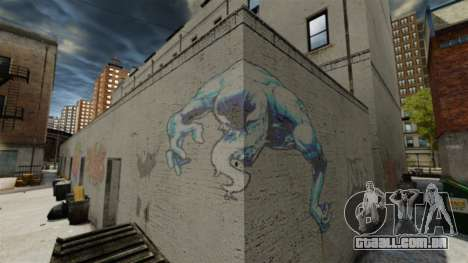 Grafite novo para GTA 4 segundo screenshot