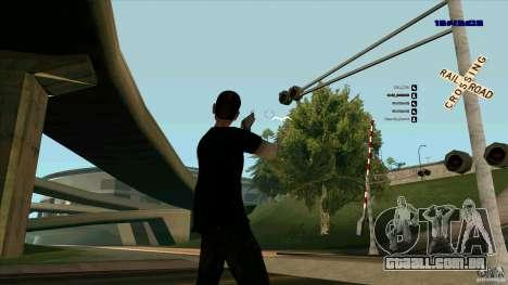 Ed Hardy para GTA San Andreas terceira tela
