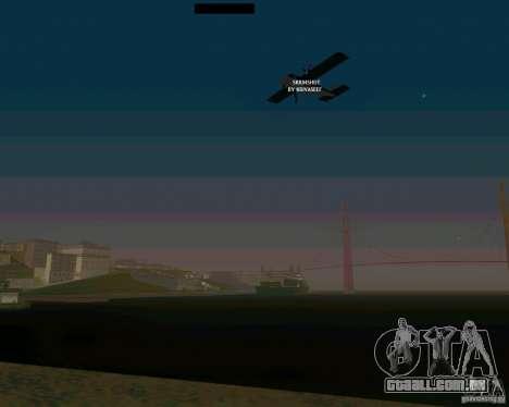 Young ENBSeries para GTA San Andreas nono tela