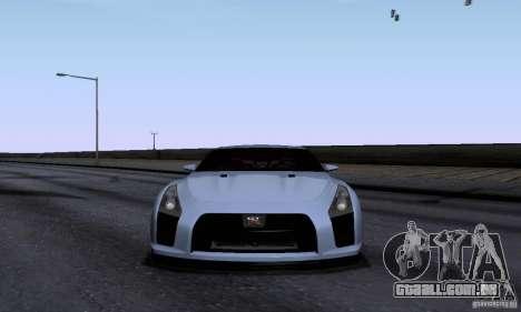 Sa RaNgE PoSSibLe para GTA San Andreas quinto tela