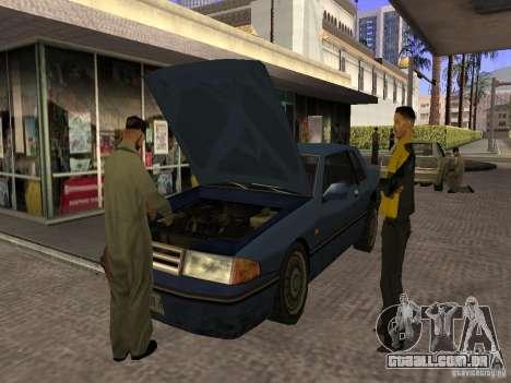 Posto ocupado em Los Santos para GTA San Andreas terceira tela