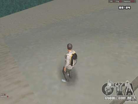 Skin Hipster v1.0 para GTA San Andreas