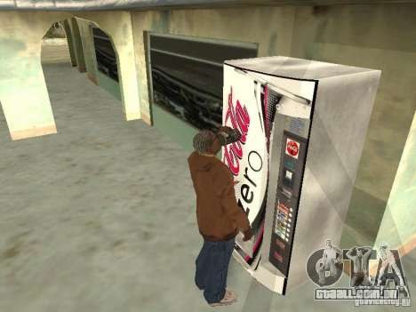 Novas máquinas para GTA San Andreas segunda tela