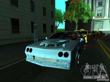 ENBSeries by gta19991999 para GTA San Andreas por diante tela