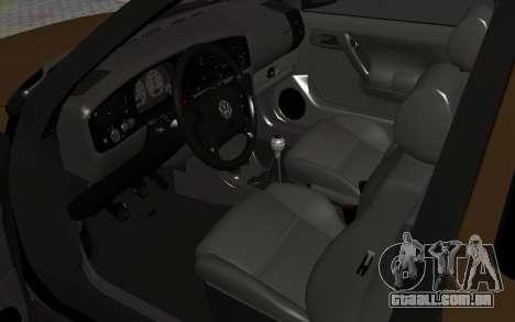 Volkswagen Golf Mk3 para GTA San Andreas