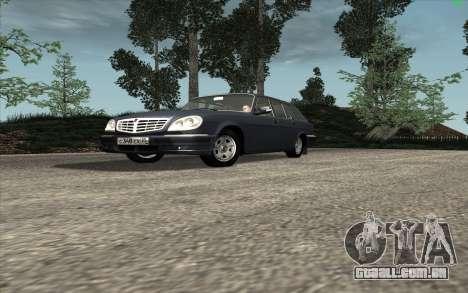 GAZ Volga 31104 para GTA San Andreas