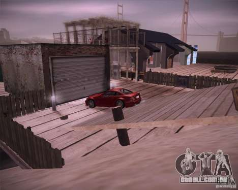 Beach House para GTA San Andreas segunda tela