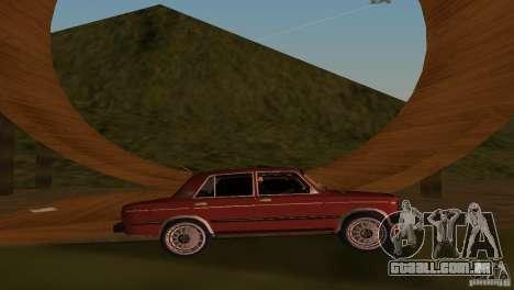 VAZ 2106 para GTA Vice City vista direita