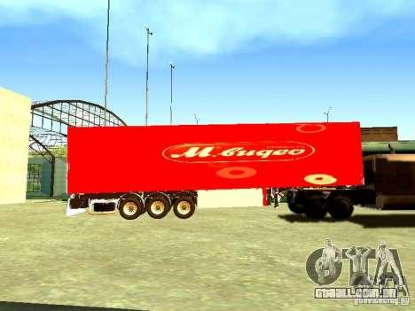 Trailer vídeos para GTA San Andreas esquerda vista