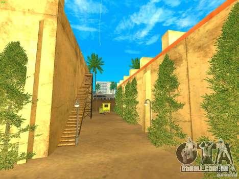 New Studio in LS para GTA San Andreas sexta tela