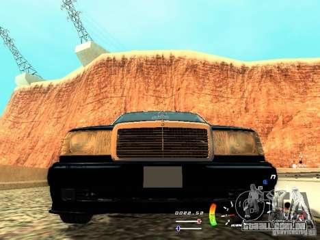 Mercedes-Benz 230E para GTA San Andreas vista direita