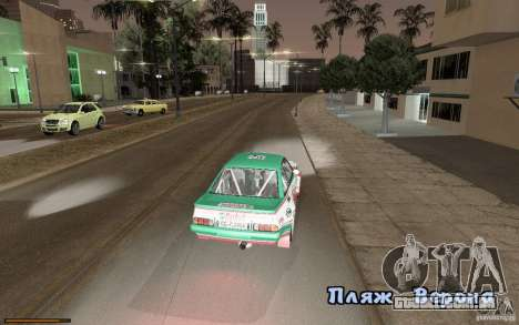 Nova fonte para GTA San Andreas sexta tela