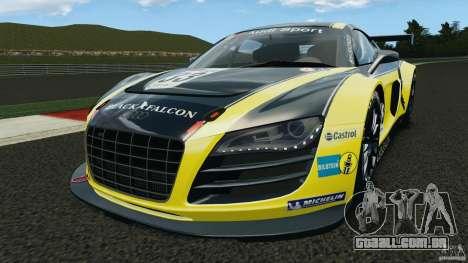 Audi R8 LMS para GTA 4