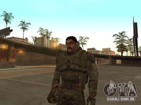 Um maço grande de stalkers grátis para GTA San Andreas oitavo tela