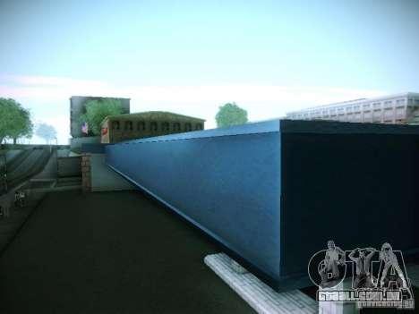Nova garagem em San Fierro para GTA San Andreas sétima tela