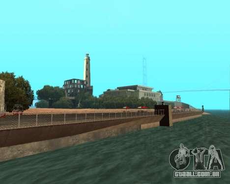 Real New San Francisco v1 para GTA San Andreas décimo tela