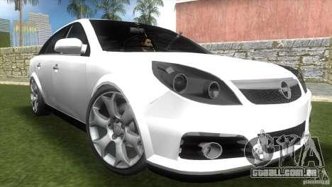 Opel Vectra para GTA Vice City