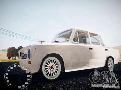 Vaz-2101 Drift Edition para GTA 4 traseira esquerda vista
