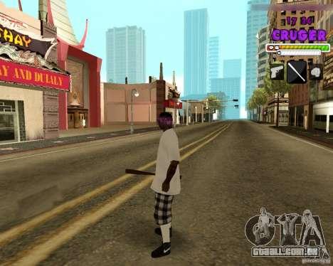 Ballas by R.Cruger para GTA San Andreas quinto tela