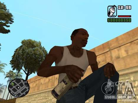 Lata de spray para GTA San Andreas