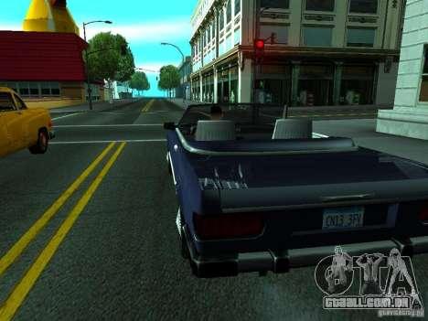 ENBSeries by gta19991999 para GTA San Andreas segunda tela