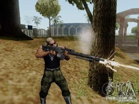 A metralhadora MG-42 para GTA San Andreas
