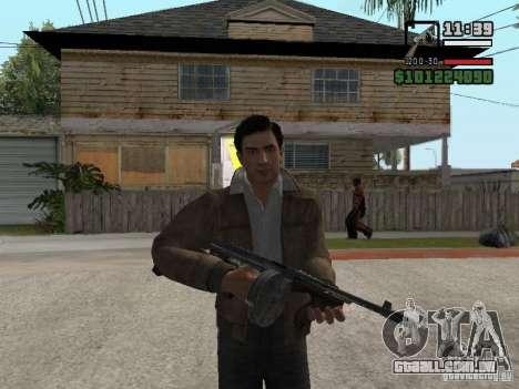 Vito Skalleta para GTA San Andreas